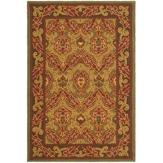 Safavieh Hand-hooked Chelsea Delaney Country Oriental Wool Rug