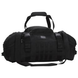 Timber Ridge by Texsport Black Forced Entry Gear Bag - Thumbnail 0