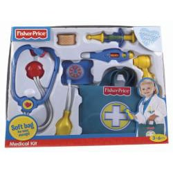 Fisher-Price 7-piece Pretend Play Medical Kit - Thumbnail 1