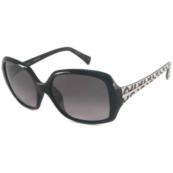 Emilio Pucci Women's EP639S Rectangular Sunglasses