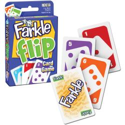 Patch Products Farkle Flip Multi-player Multi-color Card Game - Thumbnail 1