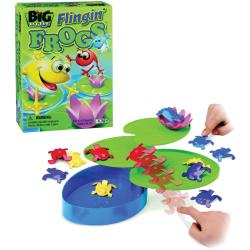 Patch Products Flingin' Frogs Game