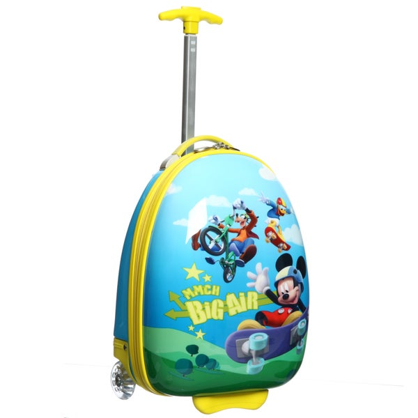 Disney by Heys 'Mickey Mouse Big Air' 18-inch Hardside Carry On Upright