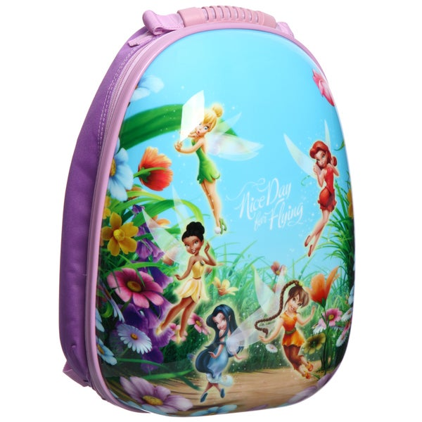 Disney by Heys DC2020-FAIRIES-BP 'Fairies Nice Day for Flying' 16-inch Kid's Hardshell Backpack
