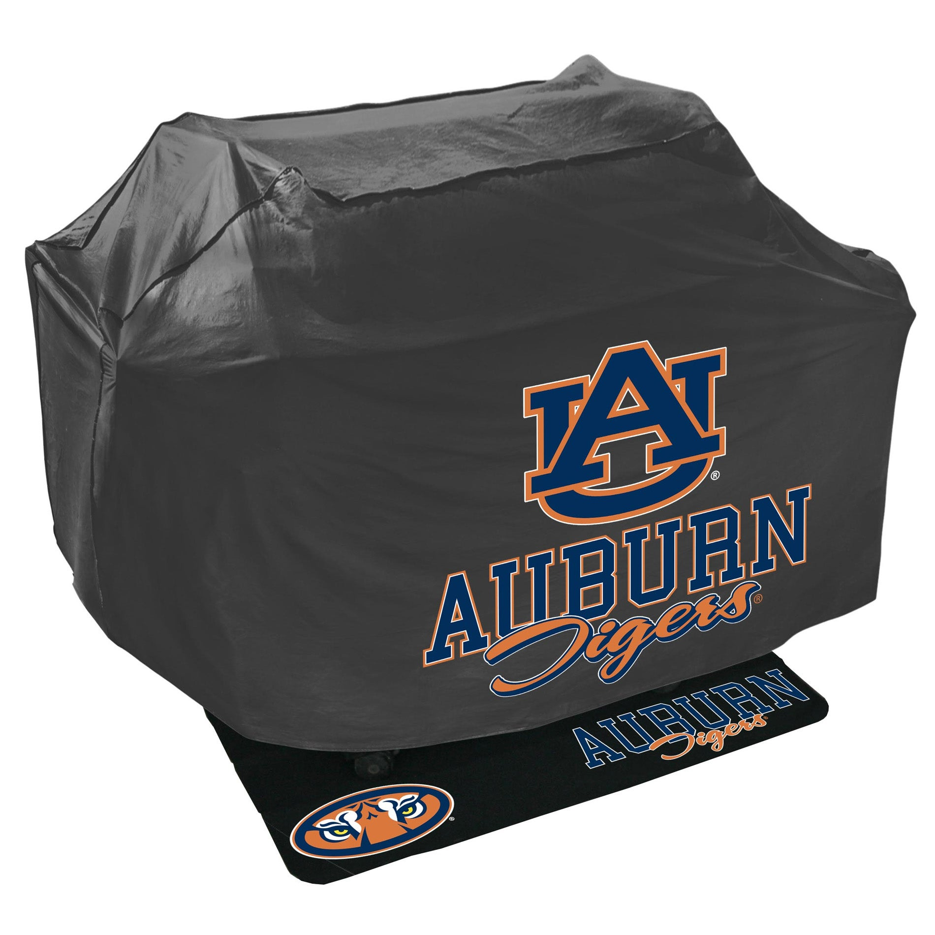 Auburn Tigers Grill Cover and Mat Set