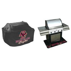 NCAA Boston College Eagles Grill Cover and Mat Set - Thumbnail 1