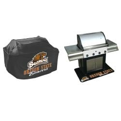 Oregon State Beavers Grill Cover and Mat Set