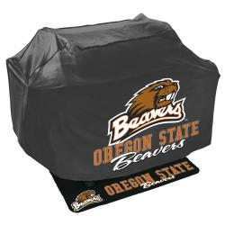 Oregon State Beavers Grill Cover and Mat Set - Thumbnail 0