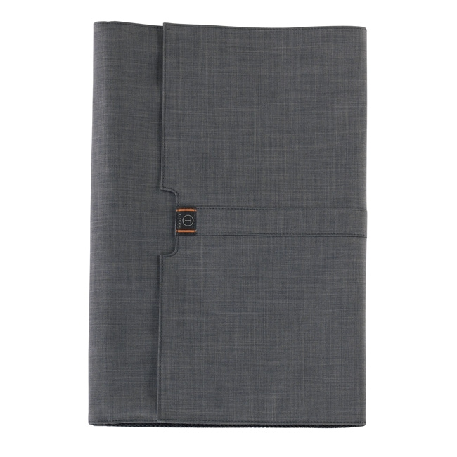 T-Tech by TUMI Shirts/Pants Charcoal/Gray Travel Folder Packing Tool