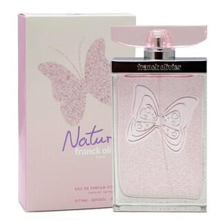 Franck Olivier Nature Women's 2.5-ounce Eau de Parfum Spray