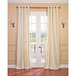 Cream And Coral Curtains Orange Blackout Curtains