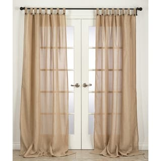 Solid, Tab Top Curtains & Drapes For Less | Overstock.com