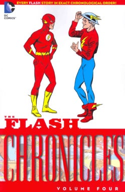 The Flash Chronicles 4 (Paperback)