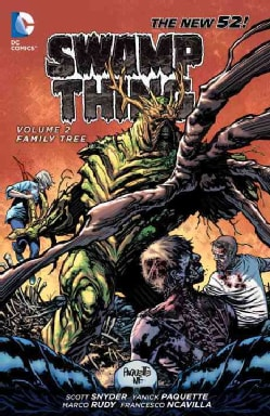 Swamp Thing 2: Family Tree (Paperback)
