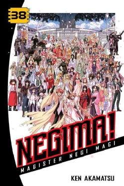 Negima! 38 (Paperback)