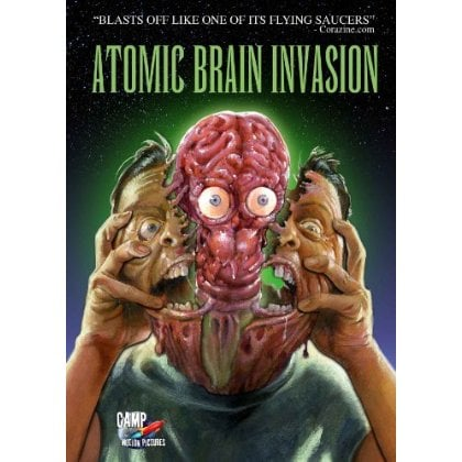 Atomic Brain Invasion (DVD)