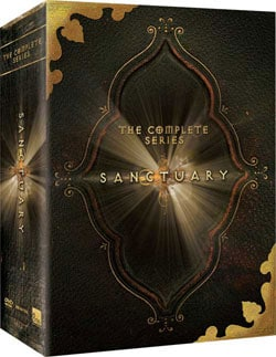 Sanctuary: The Complete Series (DVD)