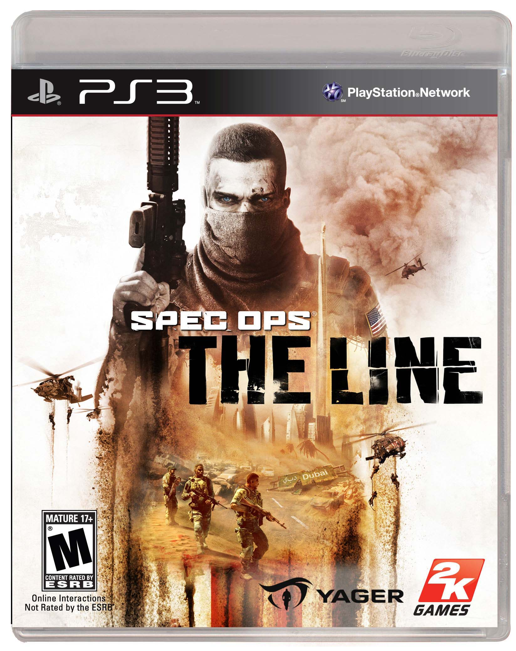 PS3- Spec Ops The Line