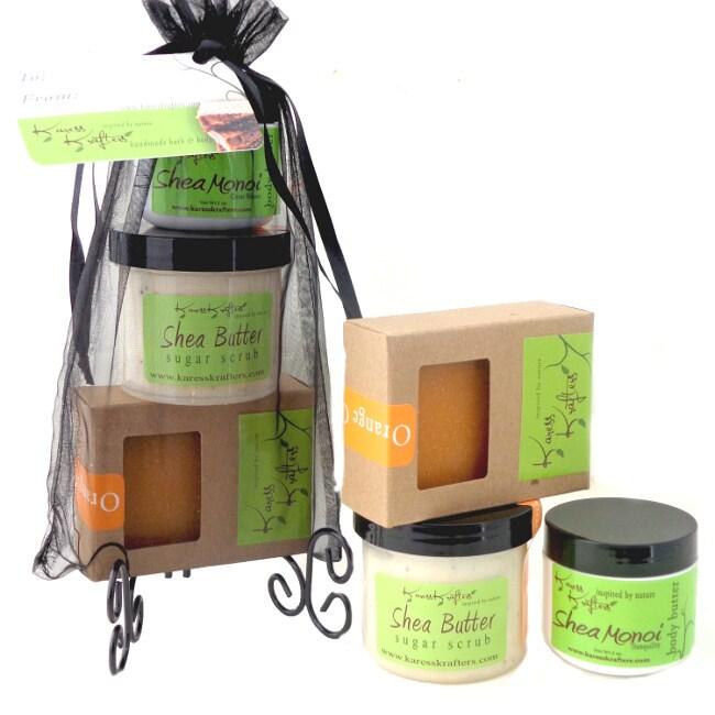 Orange Clove Gift Set