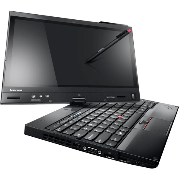 "Lenovo ThinkPad X230 34352TU 12.5"" Touchscreen LCD 2 in 1 Notebook -"