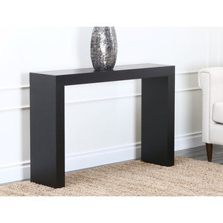 Abbyson Wilshire Espresso Sofa Table