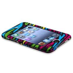 Black Case/ Screen Protector for Apple® iPod Touch Generation 2/ 3 - Thumbnail 2