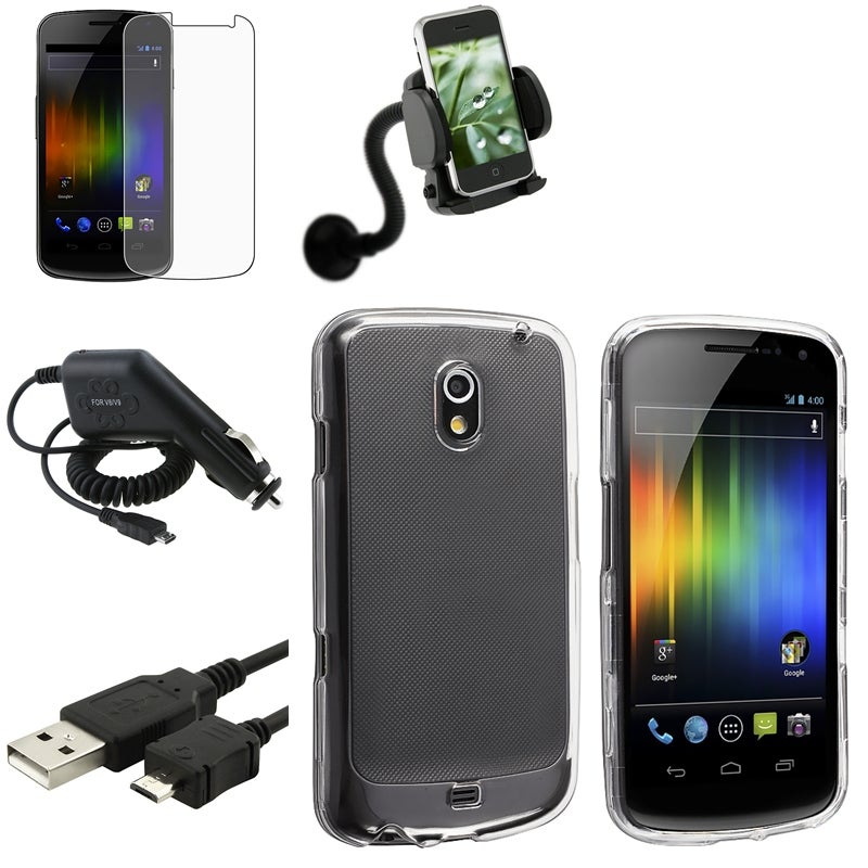 Case/Protector/Cable/Charger/Holder for Samsung Galaxy Nexus i9250