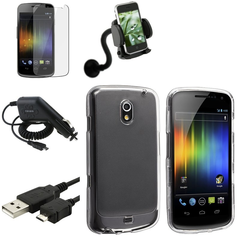 Plastic Case/Protector/Cable/Car Charger/Holder for Samsung Galaxy Nexus i9250