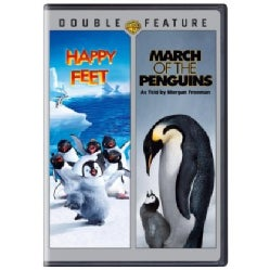 Happy Feet/March of the Penguins (DVD)