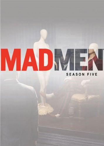 Mad Men: Season 5 (DVD)