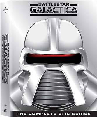 Battlestar Galactica: The Complete Epic Series (DVD)
