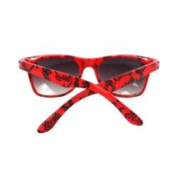 Children's K3115-RDPB Red Plastic Fashion Sunglasses - Thumbnail 2