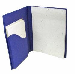 Pachyderm Midnight Blue Stationary Pouch (Sri Lanka) - Thumbnail 1
