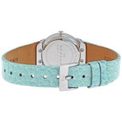 Skagen Women's Sea-blue Strap Watch - Thumbnail 1