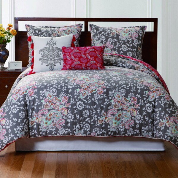 VCNY Capri Reversible 5-piece Comforter Set