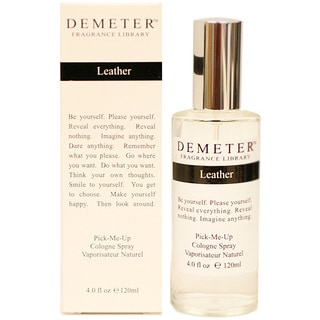 Demeter Leather Women's 4-ounce Cologne Spray