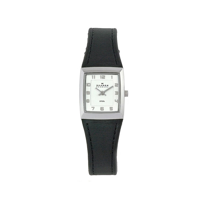 Skagen Women's Silver Case Watch