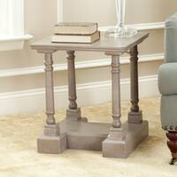 Safavieh Cape Cod Grey End Table
