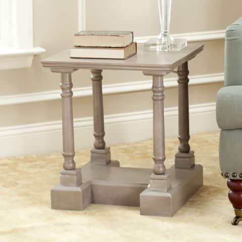 Safavieh Cape Cod Grey End Table - 0