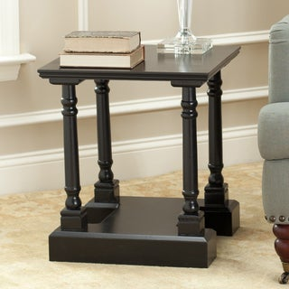 Safavieh Cape Cod Black End Table