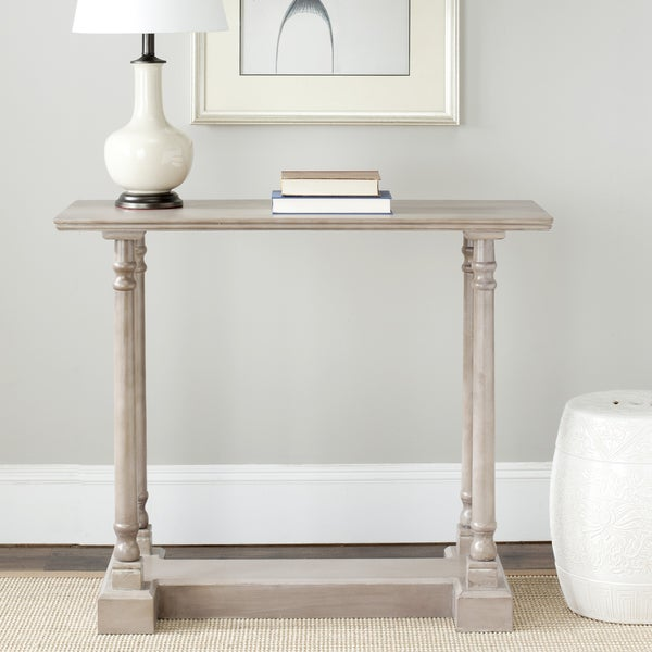 Safavieh Cape Cod Grey Console Table