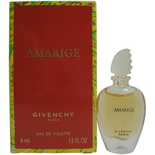 Givenchy Amarige Women's 0.13-ounce Eau de Toilette Miniature