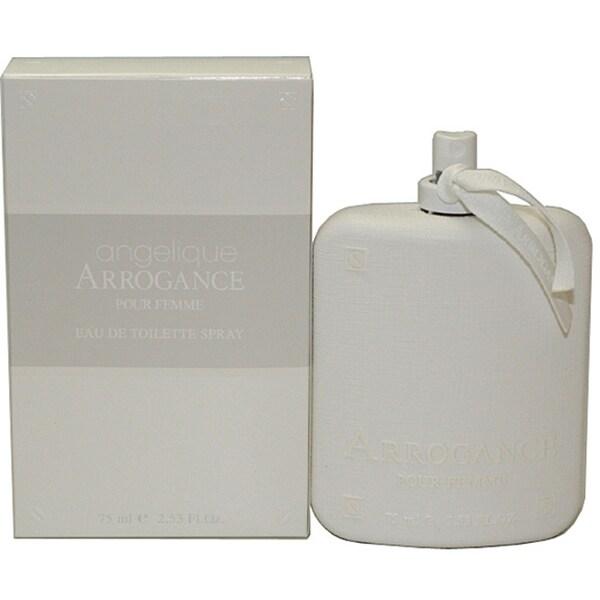 Schiapparelli Pinkenz Arrogance Angelique Women's 2.5-ounce Eau de Toilette Spray
