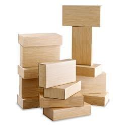 TreeHaus Cardboard Building Blocks
