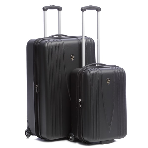 Heys USA 'Barcelona' 2-piece Hardside Wheeled Luggage Set