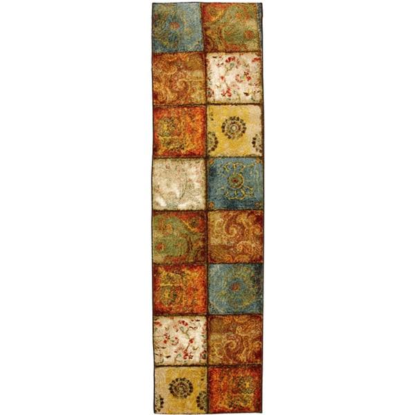 Mohawk Home Free Flow Artifact Panel Multi (2' x 8')
