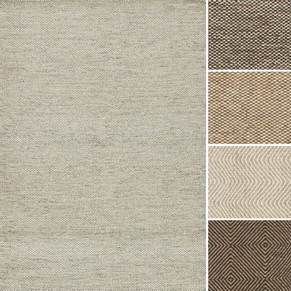 Hand Woven Cape Cod Wool Cotton Rug 5 X 7 6 Free