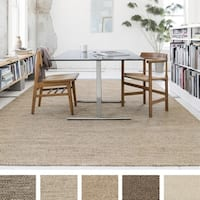Hand-woven Cape Cod Wool/ Cotton Rug - 3'6 x 5'6