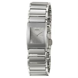 Rado Women's 'Integral' Stainless-Steel Swiss Quartz Watch
