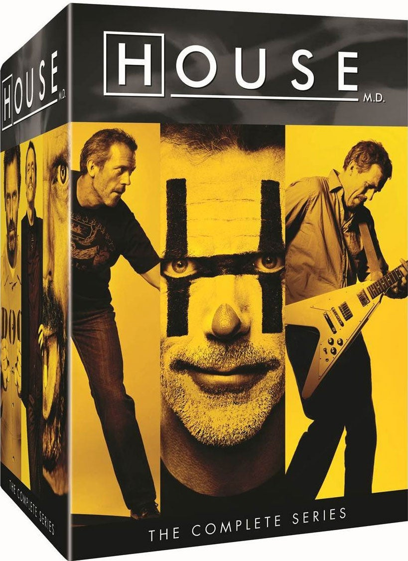 House: The Complete Series (DVD) - Thumbnail 0